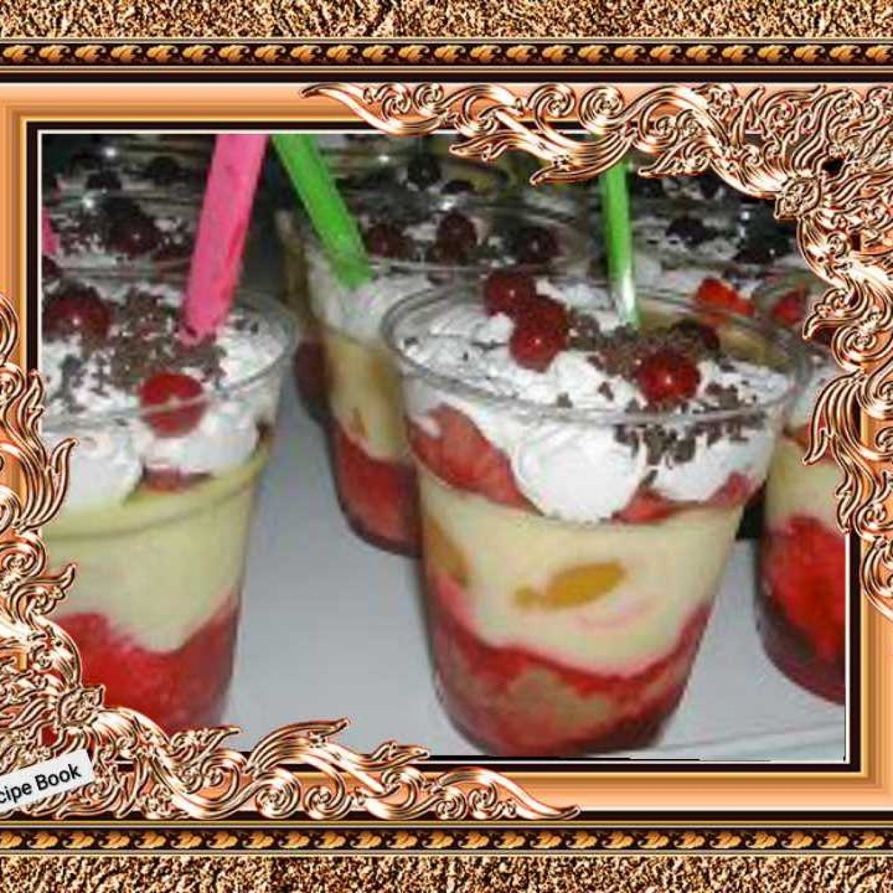 Trifle Cups