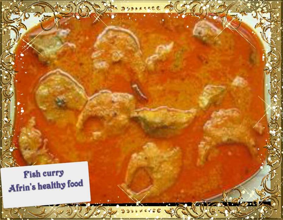 Fish Haldoni/ Curry